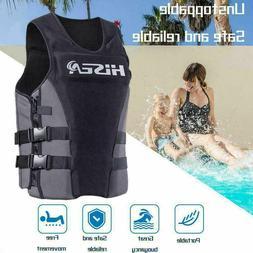 Adults Life Jacket Safety Premium Neoprene Vest Water Ski Wa