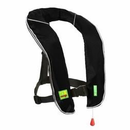 Adults Manual/ Automatic Inflatable Life Jacket Vest 150N PF