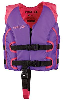 Onyx All Adventure Child Vest - Pink/Purple 121000-105-001-1
