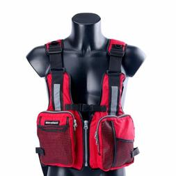 Amairne-Made Boat Buoyancy Aid Sailing Kayak Fishing Life Ja