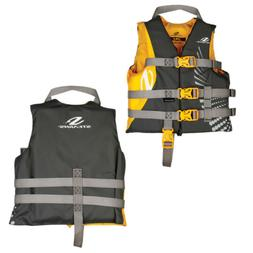 Stearns Antimicrobial Nylon Life Jacket for 30-50lb Children