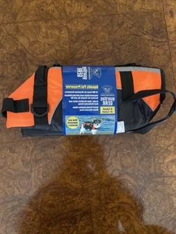 Guardian Gear Aquatic Pet Preserver Safety Life Jacket, Oran