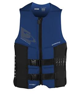 O'Neill Wetsuits Wake Waterski Mens Assault USCG Life Vest,