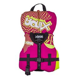 Ronix August Girl's Front Zip CGA Vest Toddler  Kid's Life J