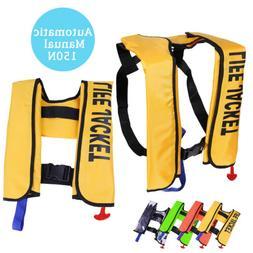 Automatic Inflatable Aid Sailing Kayak Canoeing Fishing Life