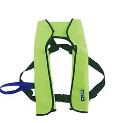 Outdoor Adult Auto Automatic Inflatable Life Jacket 150N Aid