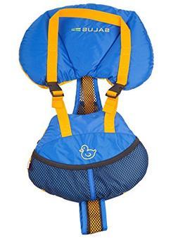 Salus Bijoux Baby Vest - Blue