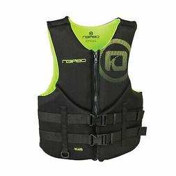 biolite series traditional mens neoprene life vest