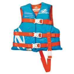 Child BLU/ORG Vest