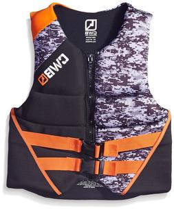CWB Board Co. Urban Camo CGA Neoprene Vest, X-Large