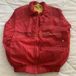 Stearns Boat Life Jacket Vest Adult S Red Yellow Emergency I