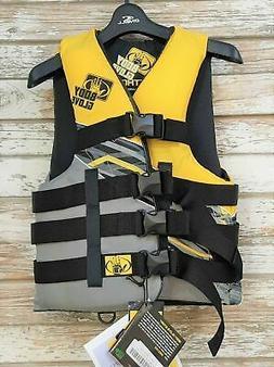 Body Glove Adult XS / Teen USCG Type III Life Jacket Nylon S