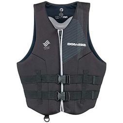 Sea-Doo BRP Men's 2015 Ecoprene Airflow PFD Life Vest Jacket