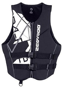 BRP Sea-Doo Men's Neoprene Freedom PFD Life Jacket Vest