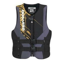 BRP Sea-Doo Men's Neoprene Freewave Life Jacket Vest PFD ORA