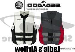 * BRP Sea-Doo Ladies Neoprene Airflow PFD Life Jacket Vest