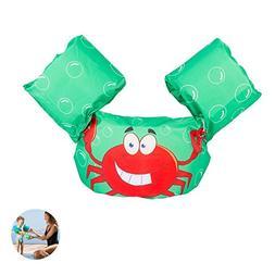 Fly Kids Cartoon Life Jackets Children Learn Swimming Buoyan