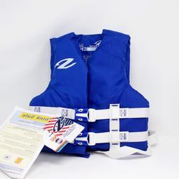 Stearns Child Life Jacket Sport Vest Blue Type III 30-50 Lbs
