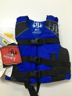 "Full Throttle Child Life Jacket Vest 20""-25"" Chest 39-50 lbs"