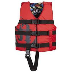 "Child Life Jackets & Vests Jacket, Red Sports "" Outdoors"