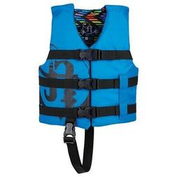 FULL THROTTLE Child Nylon Watersports Vest  112200-500-001-1