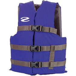 Stearns Classic Youth Life Jacket f/50-90 lbs. - Blue