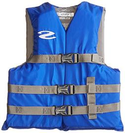 Stearns Classic Youth Life Jacket f/50-90 lbs - Blue
