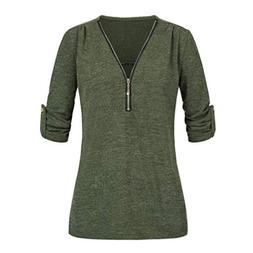 Promotion! Clearance! Seaintheson Womens Casual Shirt, Ladie