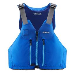 NRS Clearwater Lifejacket -Blue-L/XL