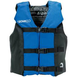 Connelly Coast Guard Approved Nylon Youth Water Life Jacket