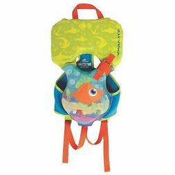 Coleman Puddle Jumper Hydroprene Infant Life Jacket Multi Sm