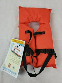 Coleman Stearns Type II Series Boating Life Jacket Preserver