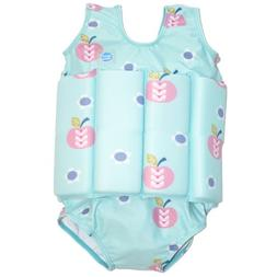 Splash About Collections Float Suit, Apple Daisy, 1-2 years