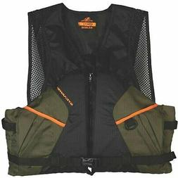 Stearns Pfd 2220 Cmft Fishing Lrg Grn C004 2000013804