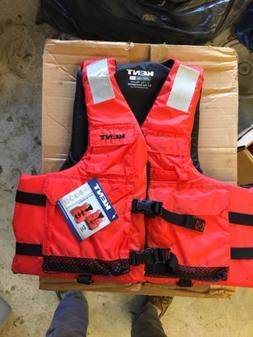 Kent Commercial Vest Life Jacket Large Extra Large New