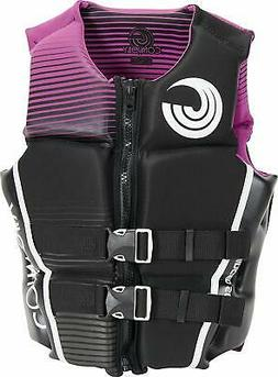 CWB Connelly Classic Neoprene Womens X Large Coast Guard PFD