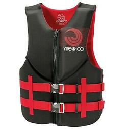 CWB Connelly Men's Promo Neoprene Life Jacket Red Small New