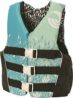 Connelly Womens Nylon Vest, Small