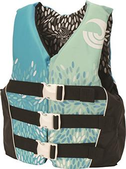 CWB Connelly Womens Nylon Vest, Medium