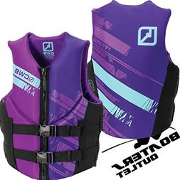 Connelly Womens Promo Neoprene Vest, Large , Cwb-17