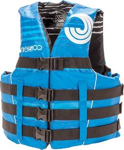 CWB Connelly Skis Promo 4 Buckle Vest, Large/X-Large, Blue