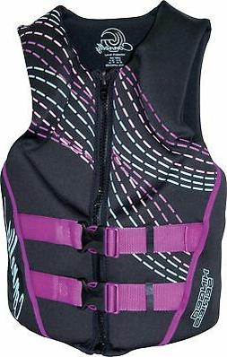 Connelly Skis Women's U-Hinge Neoprene Vest - Large