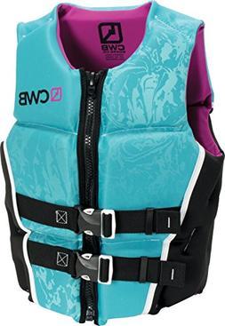 Connelly Womens V-Back Neoprene Vest, XS , Cwb-17