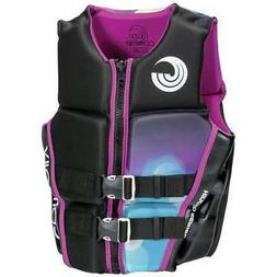 CWB Connelly Womens Classic Neo Vest Water Gear Life Jacket,