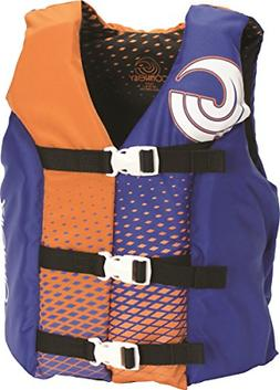 "CWB Connelly Youth Nylon Vest, 24""-29\"" Chest; 50-90Lbs, Bo"