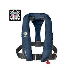 Crewsaver Crewfit 35 Sport USCG Automatic Life Jacket - Navy