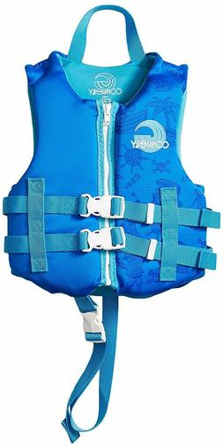 CWB CONNELLY CHILD PROMO NEO LIFE JACKET BLUE PIRATE DESIGN-