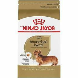 Royal Canin Dachshund Dry Dog Food Small Pet Breed Health Nu