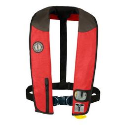 Mustang Survival Deluxe Automatic Inflatable PFD with Harnes