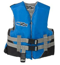 deluxe child life jacket uscg water ski